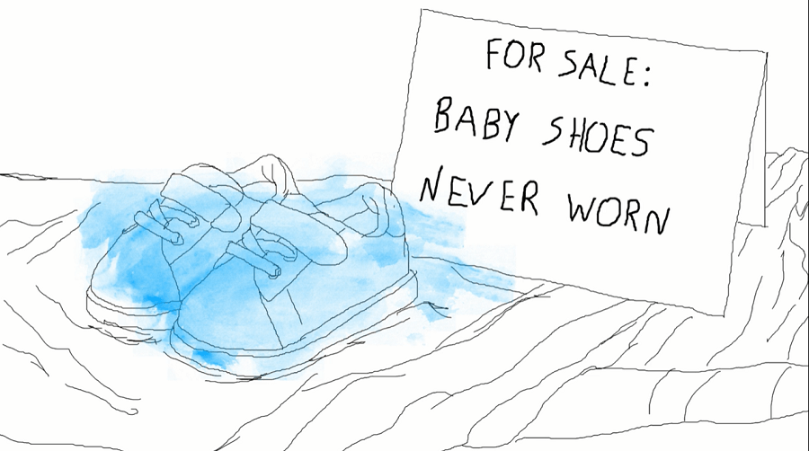 For Sale Baby Shoes Never Worn